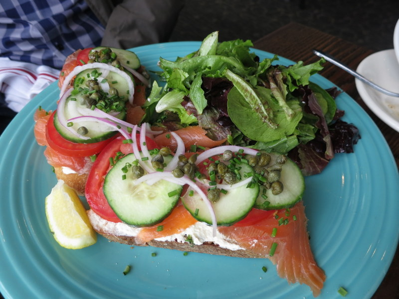 The Rock's Lox $15